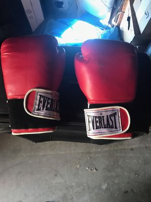 Boxing gloves for Sale in Corning, CA