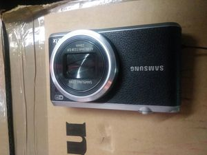 Samsung smart digital camera for Sale in Savannah, GA