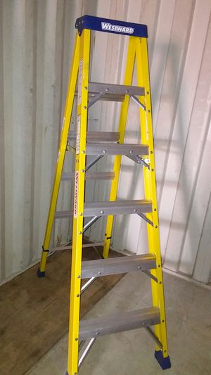 WESTWARD 6FT LADDER for Sale in NC, US