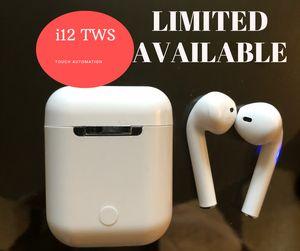 I12 Wireless Headphones for Apple/Android-BUY NOW!! for Sale in Woodbridge, VA