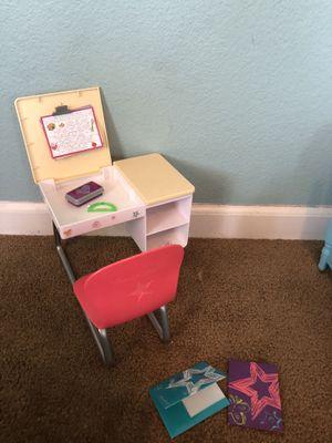 American Girl School Desk Set for Sale in Cohasset, CA