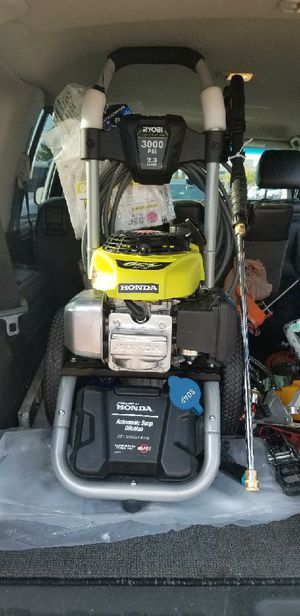 Pressure washer ryoby for Sale in Houston, TX