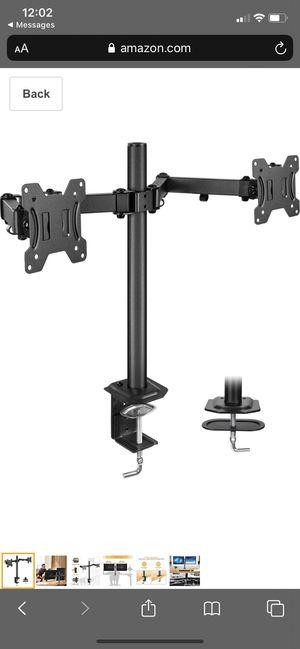 monitor arm desk mount for Sale in Sterling, VA