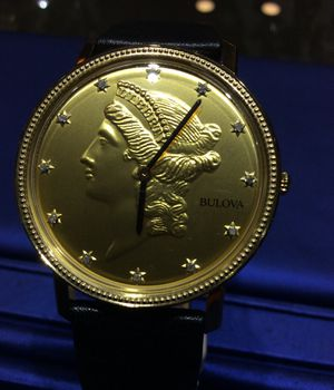 Bulova coin watch for Sale in Los Angeles, CA