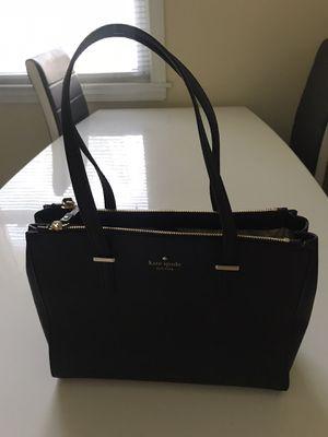 Black Kate spade purse for Sale in Des Plaines, IL