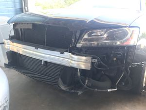 Audi A5 bumper needed for Sale in San Antonio, TX