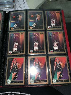 Basketball cards for Sale in Sanger, CA