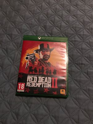 Red dead redemption 2 for Sale in Fresno, CA