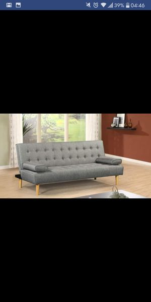 Brand New Grey Futon Sofa for Sale in Austin, TX