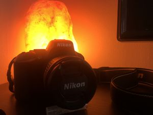 Nikon D3500 DSLR Camera for Sale in Queens, NY