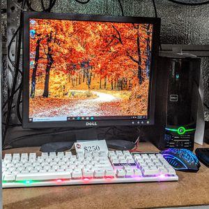 Complete desktop setup Windows 10 operating system for Sale in Romulus, MI