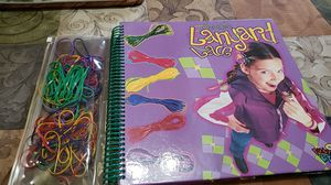 "Book ""Looney Lanyard Lace"" for Sale in Palmetto Bay, FL"