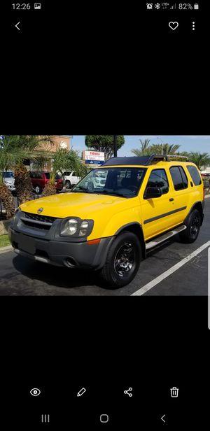 2002 Nissan Xterra for Sale in Orange, CA