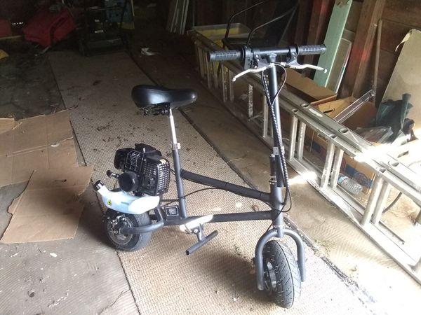 49cc scooter ( no trades )