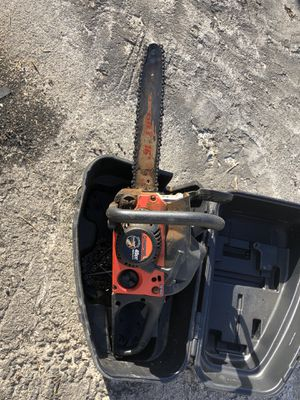 Troy Bilt chain saw 40cc for Sale in Fort Lauderdale, FL