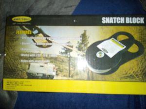 Smitty bilt Snatch Block for Sale in Philadelphia, PA