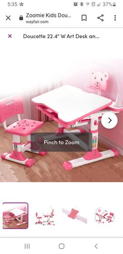 Kids Desk And Chair Set for Sale in Vancouver,  WA