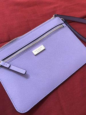 Kate Spade Wristlet (Lavender) for Sale in Hartford, CT