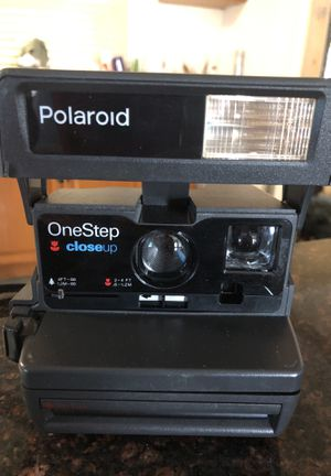 One step Polaroid camera for Sale in Silver Spring, MD