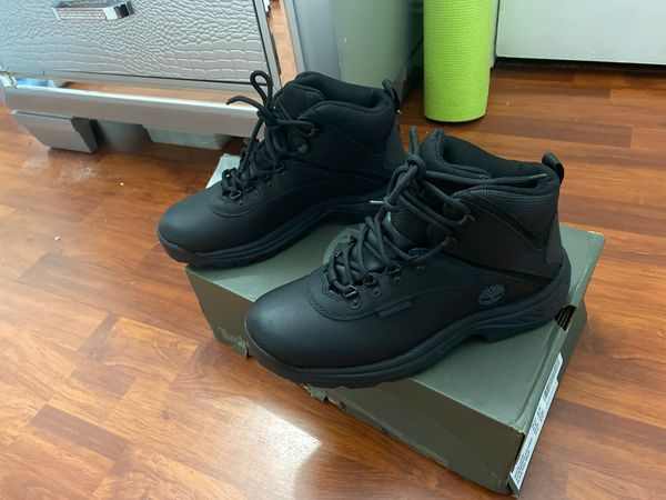 Timberland work boots size 7