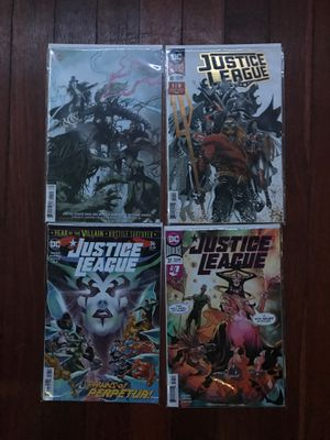 DC Comics Justice League for Sale in Richmond, CA