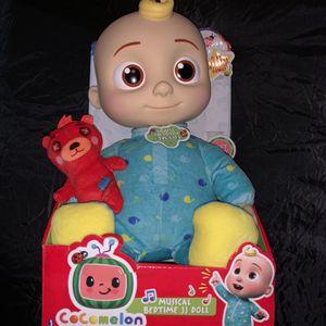 Cocomelon JJ doll for Sale in Greensburg, PA