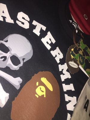Bape/Mastermind Black T shirt Size Large for Sale in Alexandria, VA