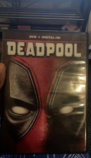 Deadpool dvd for Sale in Phoenix, AZ