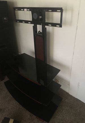 Tv stand holds 135lb for Sale in Vallejo, CA