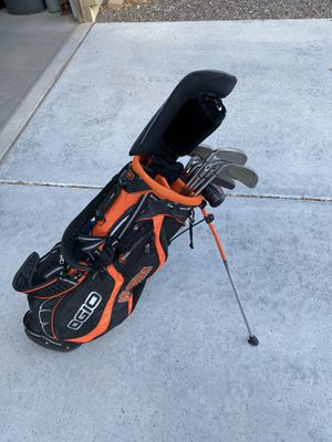 Ogio with Calloway Clubs for Sale in Queen Creek, AZ