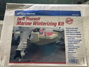 Marine Winterizing kit for Sale in Calumet Park, IL