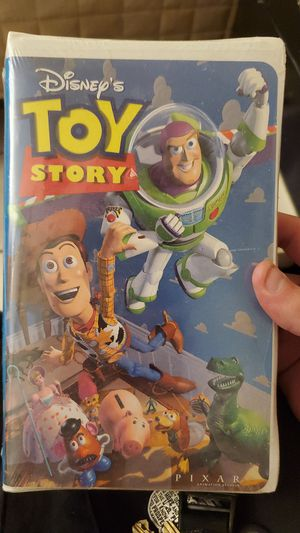 1995 Toy Story 1 VHS Collectable unopened Mint Condition for Sale in Phoenix, AZ
