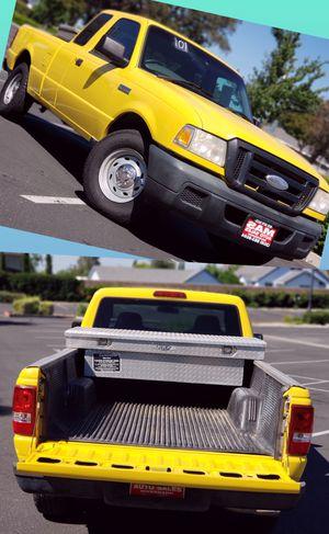 😃👉 2007 Ford Ranger XLT SUPER CAB V6 Pickup for Sale in Riverbank, CA