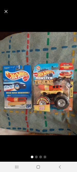 "Hot Wheels Regular & Monster ""Wienies"" for Sale in Williamsport, PA"
