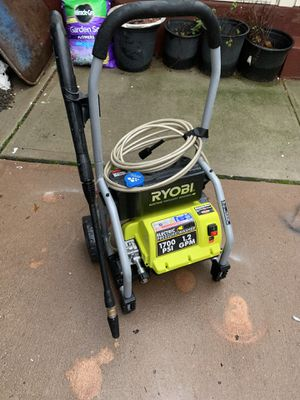 Ryobi Electric Pressure washer for Sale in Queens, NY