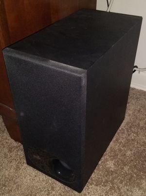 Polk Audio 2.1 Channel Soundbar System w/ wireless subwoofer for Sale in Nashville, TN