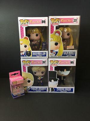 Funko Pop Sailor Moon Bundle Lot for Sale in Los Angeles, CA