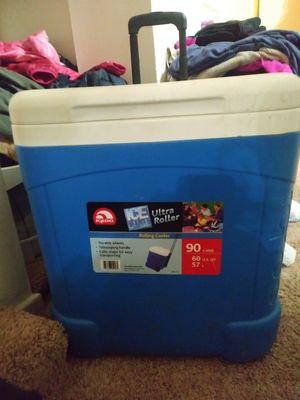 Igloo rolling cooler (60 qt) for Sale in Glen Burnie, MD