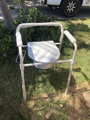 Brand new folding commode for Sale in Anaheim, CA