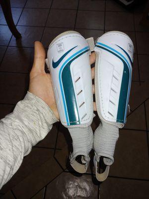 Nike Soccer Shin Guards kids for Sale in San Bernardino, CA