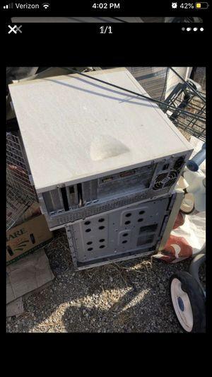Computer tower, desktop for parts for Sale in Riverside, CA