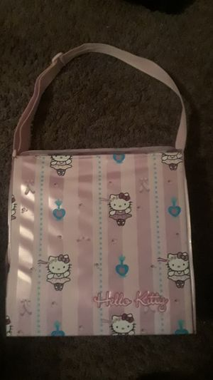 Hello kitty lunch bag for Sale in Anaheim, CA