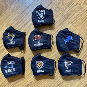 Toddler Sports 🏈 Embroidery Face Mask for Sale in Glendale, AZ