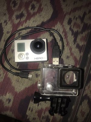 gopro 3 with sim, case, charger $100 for Sale in Princeville, HI