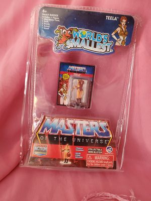 Master of universe micro action figure for Sale in Los Angeles, CA