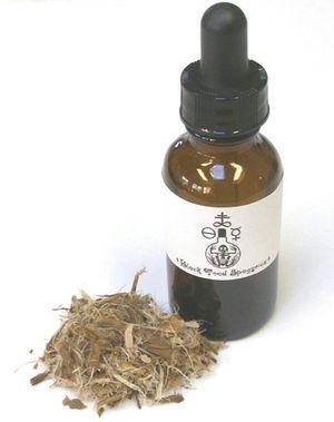 Slippery Elm Spagyric Tincture 1 oz / 30 ml (Ulmus rubra) for Sale in Wenatchee, WA
