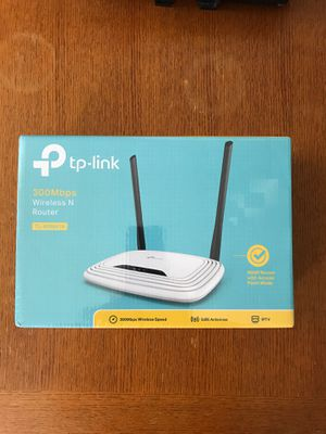 TO Link wireless router for Sale in Charleston, WV