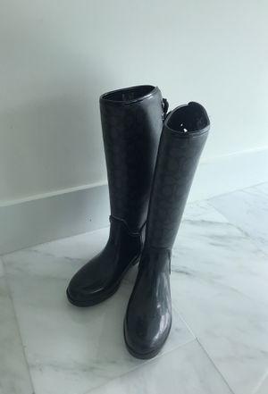 Coach rain boots for Sale in Miami, FL