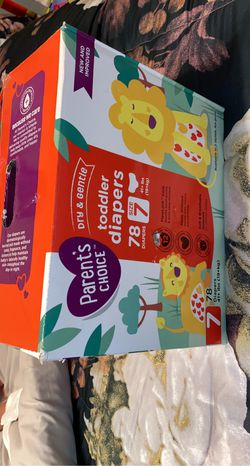 Parents Choice Diapers for Sale in Victorville, CA