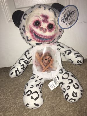Custom horror Plushie for Sale in Moreno Valley, CA